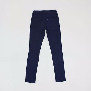 H&M Womens Size 8 33L Long Leg Slim Skinny Blue Jeans