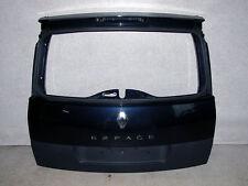 Renault Espace IV HECKKLAPPE blau 8200165775