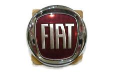 Original Emblem Badge VERCHROMT Ø 95mm 9,5cm Fiat Panda Grande Punto usw Hinten