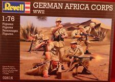 ++German Africa Corps Figuren / Soldaten++REVELL++M 1:76+++neu u.ovp./02616+