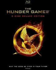 The Hunger Games (Blu-ray/DVD, 3-Disc Set, Digital Copy) - Target Exclusive