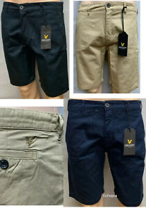 MEN'S LYLE AND SCOTT CHINO CARGO SHORTS FOR ALL SEASONS UP TO 70% SALE