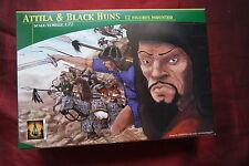 Attila & Black Huns - Hunnen 12 Reiter - Lucky Toys 1:72 Figuren Sammlung xx