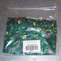 Longaberger Emerald Vine CORN Basket Liner ~ Brand New in Original Bag!