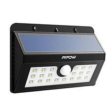 Mpow Lampada ad Energia Solare da Esterno con Sensore di Movimento con 20 LED