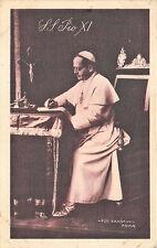 Pope Pius XI Postcard Catholic Religion Photo by Sansaini
