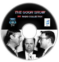 THE GOON SHOW 203 OLD TIME RADIO SHOWS MP3 FORMAT DOWNLOAD ONLY NO CD