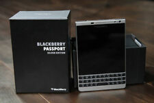 BlackBerry Passport 32GB Factory Unlocked Smartphone (USA Version, Silver)