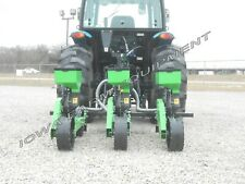 Green Earth 3 Row Precision Vacuum Planter Efficiency Withmechancal Reliability