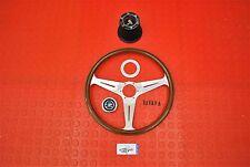 "Mercedes Benz SL R 107 Nardi Torino Wood Steering Wheel 15.3"" USED"