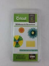Cricut 201229 Ribbons and Rosettes Art Cartridge