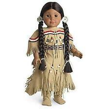 American Girl Kaya High-Low Hem Dress for Girls Size 8 NEW Native