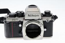 Nikon F3T High Eyepoint  Champagne   Camera