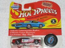 1993 Hot Wheels Exclusive Series II Tom McEwen Red Mongoose with