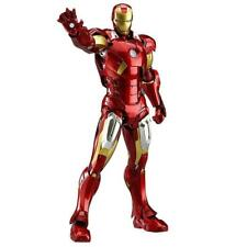 Figurine Articulée Iron Man Avengers Statue PVC Marvel Armure Version 4 Neuf Fr