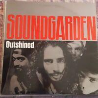Soundgarden - Outshined - 1992- AMY0102 - Vinyl