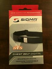 Sigma STS Wireless Heart Rate Transmitter and Strap fascia cardio 00418