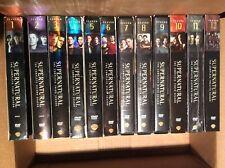 Supernatural Complete Series dvd Seasons 1-12