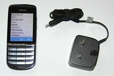 Nokia Asha 300 Mobile Smartphone  - Vodafone