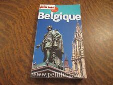 petit fute 2011-2012 country guide belgique