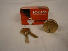 "Schlage 1-1/4"" Conventional Mortise Cylinder C145 Keyway 20-001-606 717F"