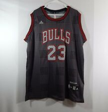 Michael Jordan Chicago Bulls NBA Basketball Jersey Limited Edition ADIDAS Sz 2XL