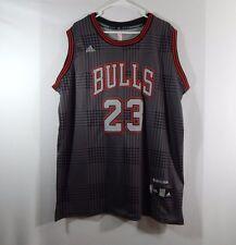 Michael Jordan Chicago Bulls NBA Basketball Jersey Limited Edition ADIDAS Sz 2XL