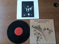 1979 VERY GOOD++RARE Bob Dylan Slow Train Coming  FC 36120  & SLEEVE  LP33