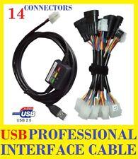 Professional USB 2.0 cavo di interfaccia GPL con 14 Connettori