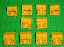 LEGO - YELLOW - SLOPE INVERTED, 45% 2 x 2 - x 10    (3660) SV51
