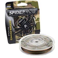 Spider Wire Stealth Braid - Camouflage, 50 lb