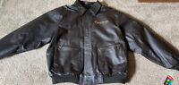 Snap On / Leather Jacket/ Never been worn / Size XL