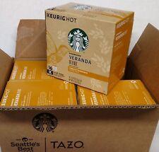 Starbucks Keurig Hot Veranda Blend Blonde Roast K-Cup Pods, 64 ct