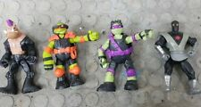 Teenage Mutant Ninja Turtles Toy Figures Bundle Kids Toys TNMT #5