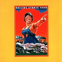 ROLLING STONES 1978 SOME GIRLS US TOUR CONCERT PROGRAM BOOK BOOKLET / NEAR MINT