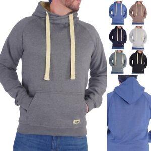 FINCHMAN Hoodie Herren flauschig warmer Pullover Kapuzen-Sweatshirt Hoody Pulli