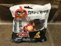 ANGRY BIRDS RED ROVIO SPIN MASTER COLLECTIBLE FIGURE NEW SEALED FREE SHIPPING