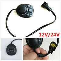 12//24V Professional Car Vehicle Parking Heater Controller Knob Switch Universal