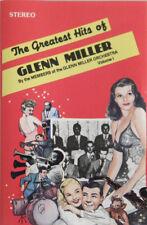 VTG Greatest Hits of Glenn Miller Cassette Tape Swing Big Band Jazz Orchestra