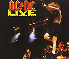 AC/DC LIVE COLLECTOR'S EDITION REMASTERED 2 CD NEW