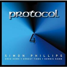 Simon Phillips - Protocol 4 [New CD] Shm CD, Japan - Import