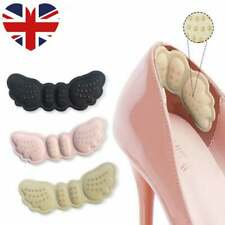 1 x Pair Foam Heel Liners Grips Butterfly Shoe Insole Pad Foot Protect Cushions