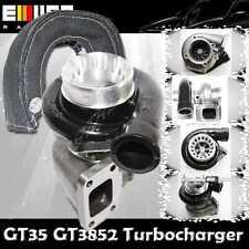 EMUSA BLACK GT35 GT3582 TURBO+ MESH BLANKET T3 AR.70/82 ANTI-SURGE COMPRESSOR