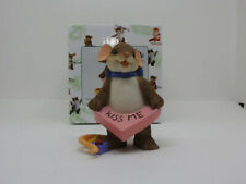"""Charming Tails Dean Griff """"You'Re A Big Sweetheart"""" Valentine Mouse Candy Love"""
