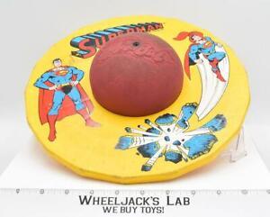 Superman Pogoball DC Comics 1988 Hasbro Vintage Toy
