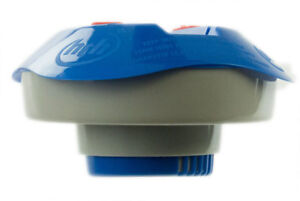 """hth Collapsible Floating Swimming Pool Chlorinator for 1"""" & 3"""" Chlorine Tabs"""