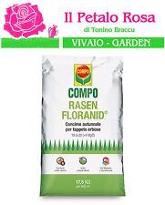COMPO FLORANID AUTUNNALE EX CLUB CONCIME GRANULARE A LENTA CESSIONE KG. 17,5