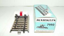 MÄRKLIN MARKLIN H0 : 7190 respingente in condizioni eccellenti : anni '70 ++++++