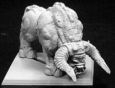 Krungbeast Reptus Monster Reaper Miniatures Warlord Bull Melee Horns Beast RPG