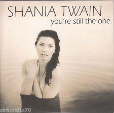 SHANIA TWAIN You're Still The One CD Single NEW - Card Sleeve